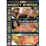 Xxx film XXX Hardcore - Naughty Nymphos (3 film set)[DVD]